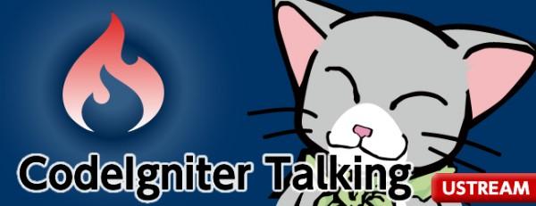CodeIgniter Talking